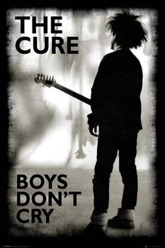 Juliste  The Cure - Boys Don't Cry