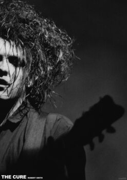 Juliste The Cure - Robert Smith Live