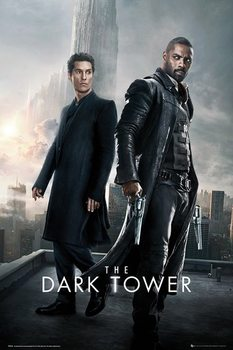 Juliste The Dark Tower - City