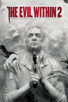 Juliste The Evil Within 2 - Key Art