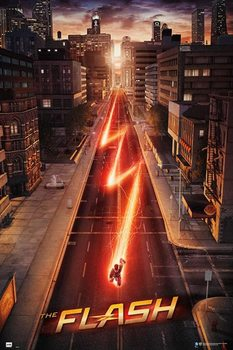 Juliste  The Flash - One Sheet