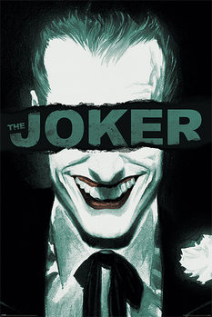 Juliste  The Joker - Put on a Happy Face