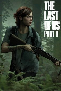 Juliste The Last of Us 2 - Ellie