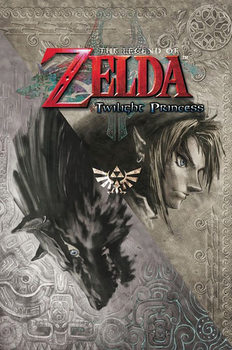 Juliste The Legend of Zelda - Twilight Princess