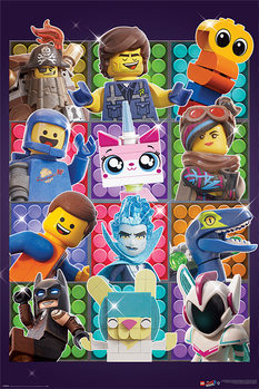 Juliste  The Lego Movie 2 - Some Assembly Required