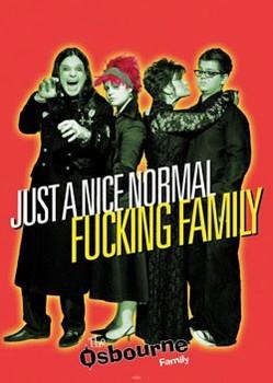Juliste the Osbournes - normal family