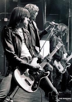 Juliste  The Ramones - C.B.G.B.'S NYC 1977