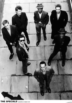 Juliste  The Specials - Lookin' Up 1979