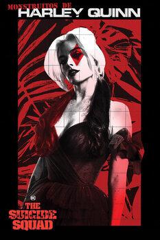 Juliste The Suicide Squad - Monstruitos De Harley Quinn