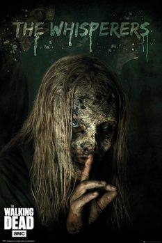 Juliste The Walking Dead - The Whisperers