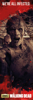 Juliste The Walking Dead - Zombies