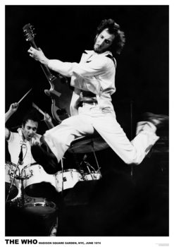 Juliste  The Who - Moon Townshend