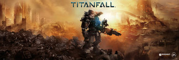 Juliste  Titanfall - cover