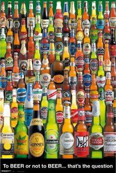 Juliste To Beer or not To Beer