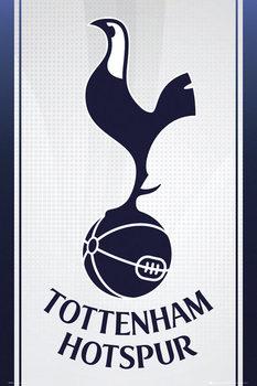 Juliste Tottenham Hotspur FC - Club Crest 2012