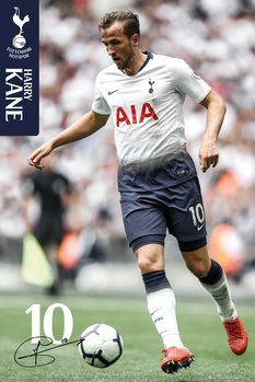Juliste  Tottenham - Kane 18-19