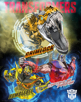 Juliste Transformers 4: Tuhon aikakausi - Characters
