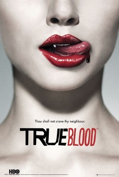 Juliste TRUE BLOOD - teaser