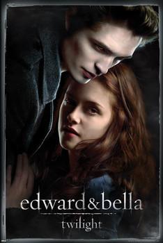 Juliste TWILIGHT - edward and bella