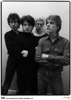 Juliste  U2 - London '79