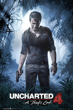 Juliste Uncharted 4 - A Thief's End