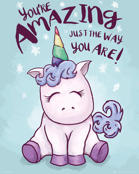 Juliste Unicorn - Amazing