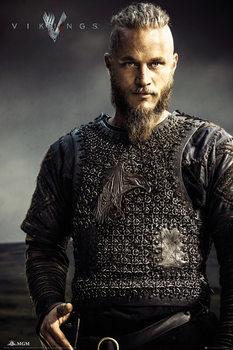 Juliste Viikingit - Ragnar Lothbrok