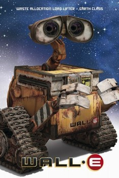 Juliste  WALL-E - earth class