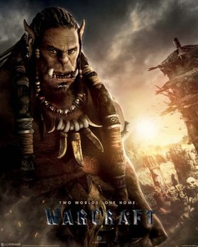Juliste  Warcraft: The Beginning - Durotan