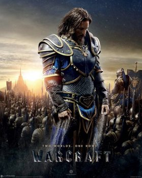 Juliste  Warcraft: The Beginning - Lothar