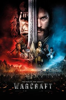 Juliste Warcraft: The Beginning - One Sheet
