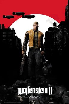 Juliste Wolfenstein 2