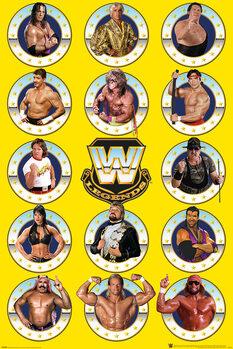 Juliste WWE - Legends Chrome