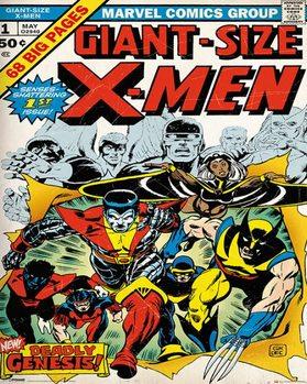 Juliste X-MEN - cover