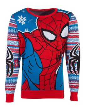 Marvel - Spiderman Jumper