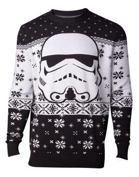 Star Wars - Stormtrooper Head Jumper