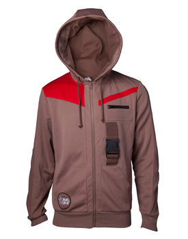 Star Wars The Last Jedi - Finn's Jacket Hoodie Jumper