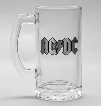 Juomalasi  AC/DC - Logo