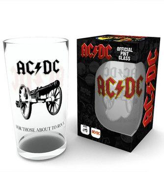 Juomalasi  AC/DC - Rock