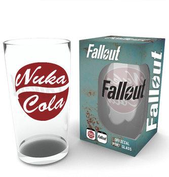 Juomalasi Fallout - Nuka Cola