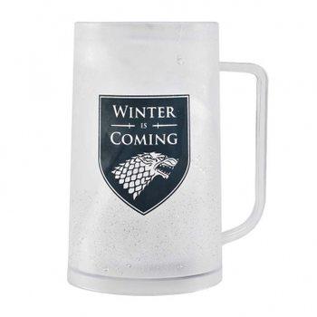 Juomalasi  Game Of Thrones - Winter Is Coming