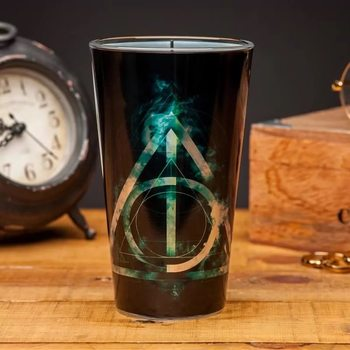Juomalasi Harry Potter - Deathly Hallows