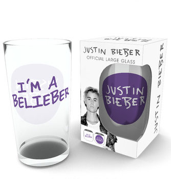 Juomalasi Justin Bieber - Belieber (Bravado)