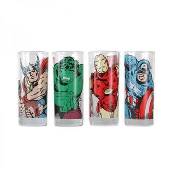 Juomalasi  Marvel - Characters