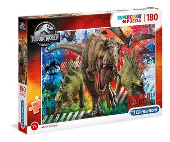 Puzzle Jurassic World - Danger!