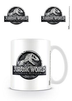 Muki Jurassic World: Kaatunut valtakunta - Logo