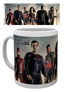 Mug Justice League - Characters