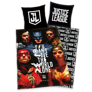 Bed linen Justice League