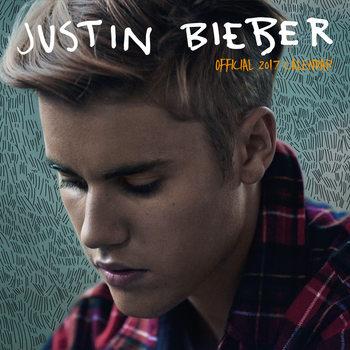 Calendar 2021 Justin Bieber