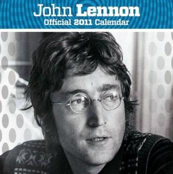 Calendar 2021 Kalendář 2011 - JOHN LENNON